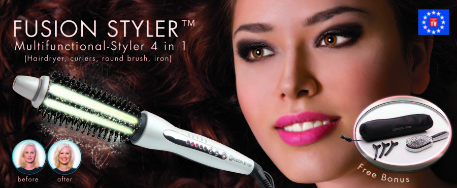 Tristar Fusion Styler